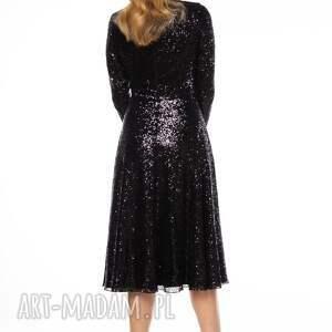 sukienki cekinowa sukienka jovana
