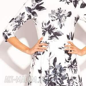 sukienki kwiaty sukienka kamea