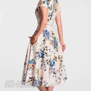sukienki sukienka klara total midi gardenia
