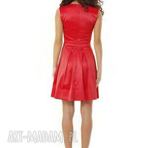 sukienki sukienka sylwestrowa kontrafałda kolor