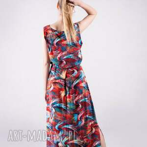 sukienki bluzki sukienka kopertowa długa