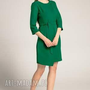 sukienki dopasowana-sukienka sukienka kopertowa silena