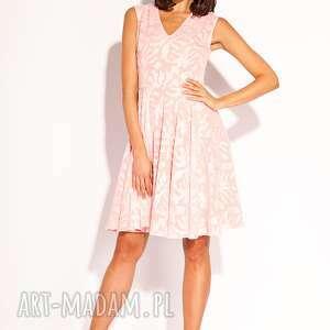 sukienki pudrowa sukienka korina