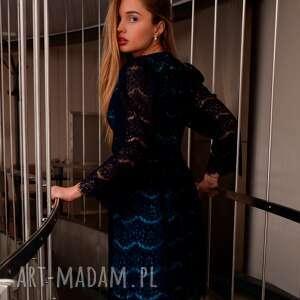 sukienki sukienka-koktajlowa sukienka koronkowa sofi glamour