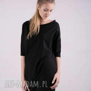 sukienki: Sukienka Kristal w kolorze Czerni - dres t shirt