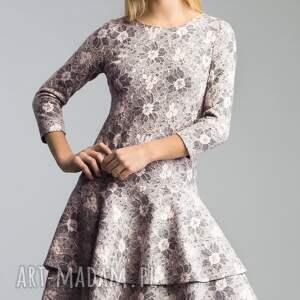 sukienki mieciutka sukienka lady midi shanon
