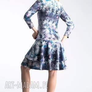sukienki kokardka sukienka lady midi camillia