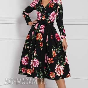 unikalne sukienki sukienka midi laura afrodyta