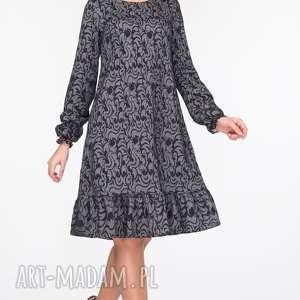 handmade sukienki sukienka lina mini felicja