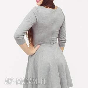 sukienki rozkloszowana sukienka love dress floral 09 r