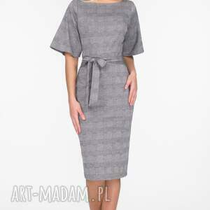 ołówkowa sukienki sukienka maja midi estera