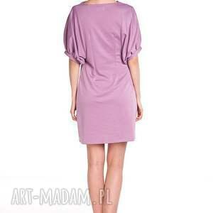 sukienki sukienka marcela - róż antyczny