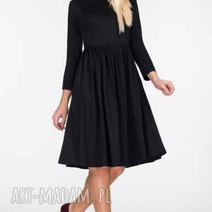 wyjątkowe sukienki czarna sukienka marci mini