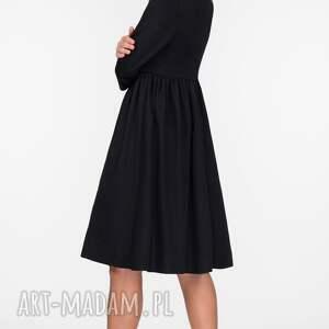 mini sukienki sukienka marci czarna