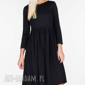 wyjątkowe sukienki mini sukienka marci czarna