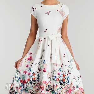 gustowne sukienki sukienka marie midi otylia (góra