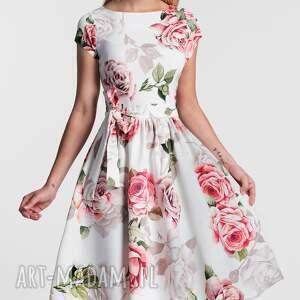 sukienki pasek sukienka marie midi rosanna