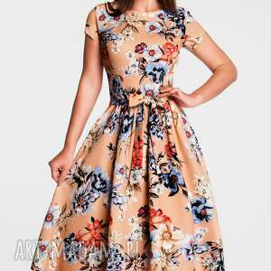 Livia Clue sukienka marie midi magdalena