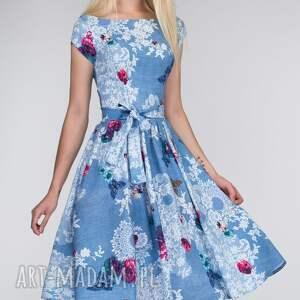 białe sukienki midi sukienka marie bonita