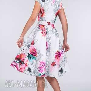 trendy sukienki sukienka na wesele marie midi delicja