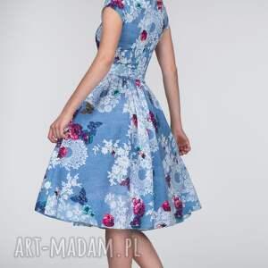 sukienki sukienka na wesele marie midi bonita