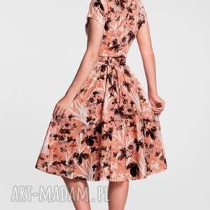 sukienki sukienka na wesele marie -rozkloszowany dół