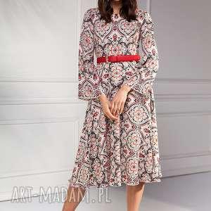 sukienki moda sukienka marina