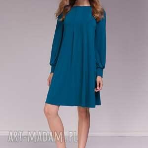 Pawel Kuzik sukienki: Sukienka Marion - ruda