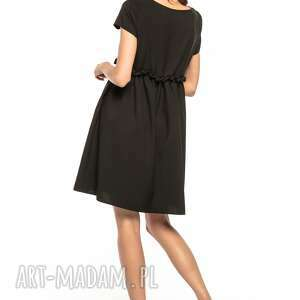 sukienki sukienka marszczona pod biustem