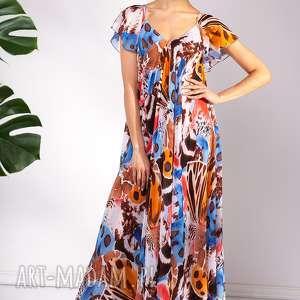 handmade sukienki plażowa sukienka mosi