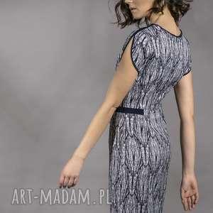 sukienki wzór sukienka motyl