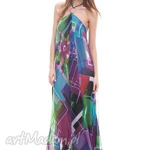 hand made sukienki moda sukienka nabila