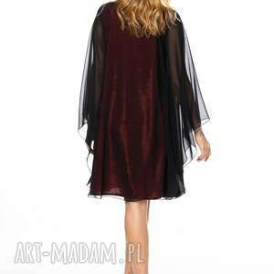 sukienki: Sukienka Natela - impreza luźna