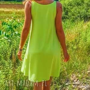 Lil Yo odziez pisacjowa sukienka
