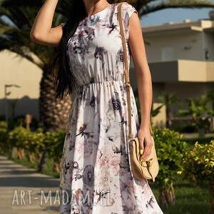 sukienki sukienka nerea maxi piwonia