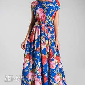 niebanalne sukienki sukienka nerea maxi caroline