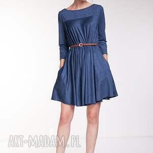sukienki sukienka noelia - niebieska