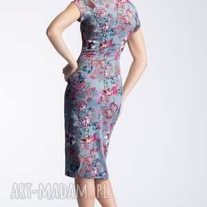 sukienki kwicista sukienka nora ii midi kalinna