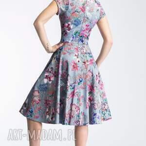 sukienki koło sukienka nora ii midi