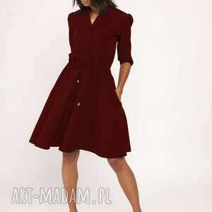 handmade sukienki rozkloszowana sukienka o rozkloszowanym dole