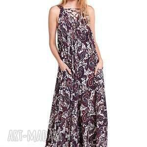niebanalne sukienki ciążowa sukienka olivia