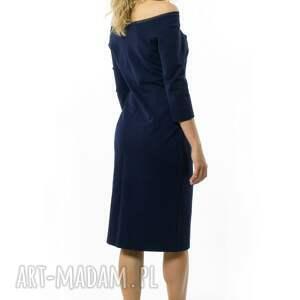 prosta sukienki sukienka ołówkowa melagrana ragazza