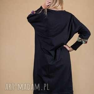 sukienki dres sukienka oversize expressive