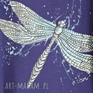 sukienki ręcznie malowana sukienka rozmiar