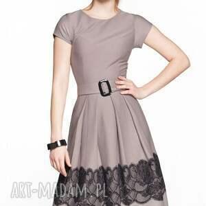 sukienki sukienka rita midi gipiura