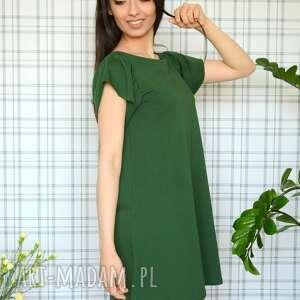 gustowne sukienki dzianina sukienka romantic s/m/l/xl