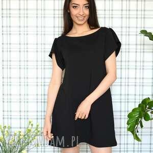 sukienki delikatna sukienka romantic s/m/l/xl czarna