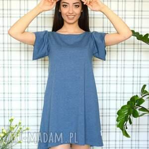 ręcznie robione sukienki eko sukienka romantic s/m/l/xl