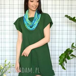 gustowne sukienki eko sukienka romantic s/m/l/xl