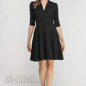 nietuzinkowe sukienki casual sukienka rozkloszowana, suk147
